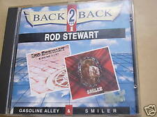 ROD STEWART Essence Alley & SMILER Album CD 5805