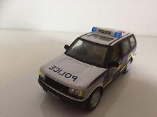 RANGE ROVER London Metropolitan Police 1998 GB, De  Agostini 1/43 , 1:43