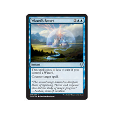Magic the Gathering MTG - Dominaria - 4x Wizard's Retort x4 Lot