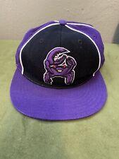 American Needle Kids Purple Size 7 Cangrejeros De Santurce Baseball Pr Cap