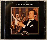 Charlie Barnet Time Life Big Bands CD VG+++ Swing Jazz Dance Hits Cherokee NICE