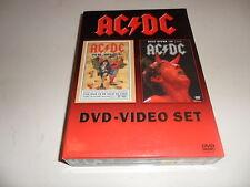 DVD  AC/DC - No Bull Live / Stiff Upper Lip