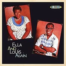 Ella & Louis Again [LP] by Ella Fitzgerald/Louis Armstrong (Vinyl, Jun-2015, Not Now Music)