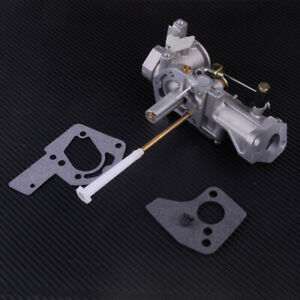 Carburetor Kit w 2 Gaskets Fit For Briggs & Stratton 5Hp 498298 692784 495951 ti