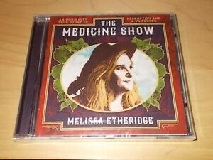 Melissa Etheridge - The Medicine Show   CD  NEU  (2019)