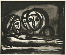Georges Rouault Reproduction: The Press - Fine Art Print