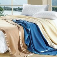 Alastairs Australian Merino Wool Blanket   375gsm Weight Woollen Blanket
