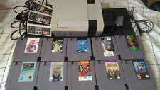 HUGE NES Console & Game LOT~NINTENDO Entertainment System~Life Force~Crystalis