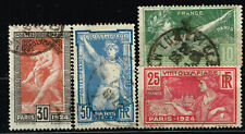France Sport 1924 Paris Summer Olympic Games classic set