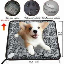 Pet Heating Pad Indoor Cat Dog Bed Kennel Doghouse Heater for Small Dogs New