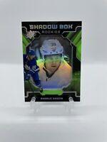 2019-20 SPX Rasmus Sandin Shadow Box Rookies Maple Leafs