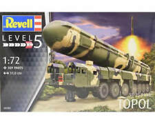 Revell - 03303 Lance Missile Topol Ss-25 Sickle