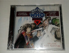 DOCTOR WHO: A SHARD OF ICE: AUDIO BY PAUL MAGRS: NEW AND SEALED TOM BAKER!!!