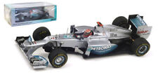Spark Mercedes-Benz Diecast Racing Cars with Unopened Box