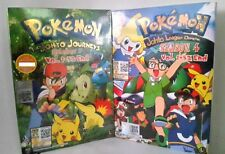 Pokemon Season.3 + 4  TV 1 -104 End 2 Boxset DVD English Version 0 Region Boxset