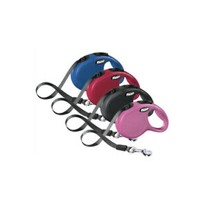 Dog Leash Retractable Flexi New Classic Dog Tape Extendable Lead 2020 Collection