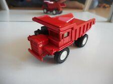 Tomica Dandy Nissan Diesel Heavy Dump Truck in Red on 1:83
