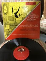Music For Frustrated Conductors LP LM-2325 Shaded Dog VG+ No Baton