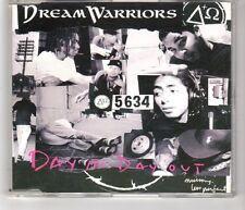 (HI100) Dream Warriors, Day In Day Out - 1994 CD