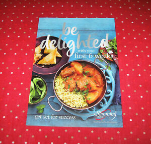 New! Slimming World 6 Week Journal/Diary With Breakfast Lunch & Dinner Recipes!
