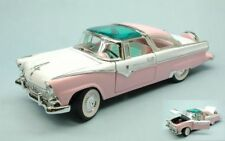 Ford Fairlane Crown Victoria 1955 Pink 1:18 Model LUCKY DIE CAST