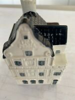 Blue Delft's KLM Bols Number 85 House Royal Distrilleries Holland Used Unsealed