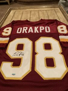 Brian Orakpo NFL Original Autographed Items for sale | eBay