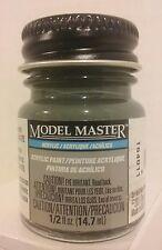 Testors Model Master Acrylic paint 4750, Euro 1 Grey.