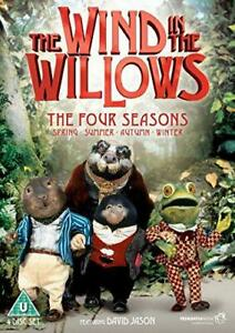 Wind In The Willows The Four Seasons (Spring, Summer, Autumn, Winter) : 4 Disc S
