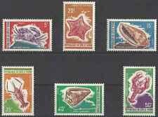 Timbres Faune marine Cote d'Ivoire 312/7 ** lot 1526