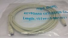 Keyboard Extension Cable PS/2 Male/Female