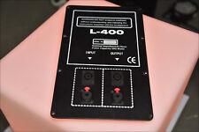 """Showtec Varytec - L400 Lautsprecher Box Speakon Klinke Weiche für 15"""" Powerbox"""
