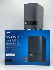WD Western Digital My Cloud Ultra EX2 Leergehäuse NAS 2 Bay 🔥Händler🔥