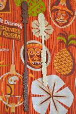 Trader Sam's Enchanted Tiki Bar Swizzle Sticks 2 – Disneyland Hotel