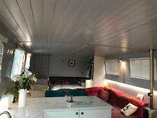 Very unusual  open Widebeam Houseboat liveaboard narrowboat blank canvas