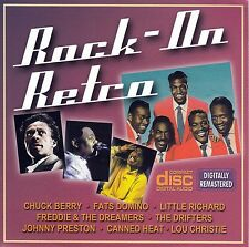 ROCK-ON RETRO 50s -60s Various CD