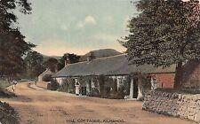 Scotland postcard Kilmahog Mill Cottages