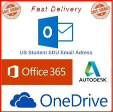 Edu Email Student ✅Fast Delivery ✅1TB ONE DRIVE✅OUTLOOK LOGIN