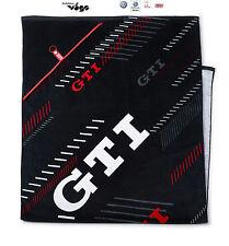 original VW GTI Toalla de playa negro/blanco/rojo, gti, NUEVO, 000084501d 041