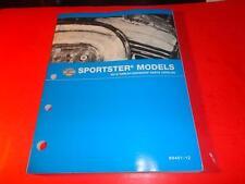 OEM FACTORY HARLEY DAVIDSON PARTS CATALOG MANUAL 2012 SPORTSTER MODELS 99451-12