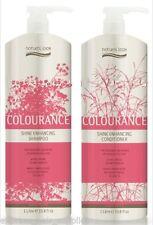 Natural Look Colourance Shine Enhancing Shampoo & Conditioner 1L Duo