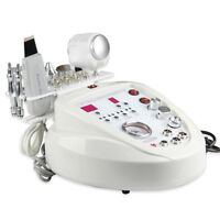 DIAMOND MICRODERMABRASION DERMABRASION SKIN SCRUBBER PHOTON ULTRASOUND MACHINE P