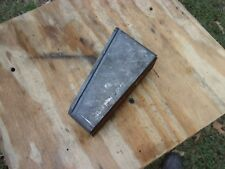 Small Tool Steel Hardened Anvil Jewelers Blacksmith Hobby Swage Block Forge USA