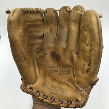 Vintage Mickey Mantle MM5 Rawlings Baseball Glove RHT Clean Palm Fresh Tight Web