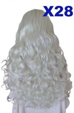 Silver Curly Hair Wigs & Hairpieces