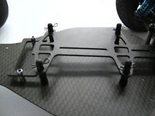 HD Carbon Tuning Akkuhalter, passend als Ersatz für LRP S10 Twister Buggy Truggy