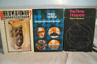 lot vtg old Sci-Fi THE TIME HOPPERS OCTOBER THE FIRST IS TOO LATE WHERE DO WE GO