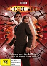 Doctor Who: Series 3 V1 Runaway Bride DVD R4