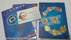 2019 LITUANIA 8 monete 3,88 EURO fdc Lituanie Lithuania Litauen Lietuva Литва