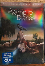The Vampire Diaries: The Complete First Season (DVDs, 5-Discs) New Widescreen CW